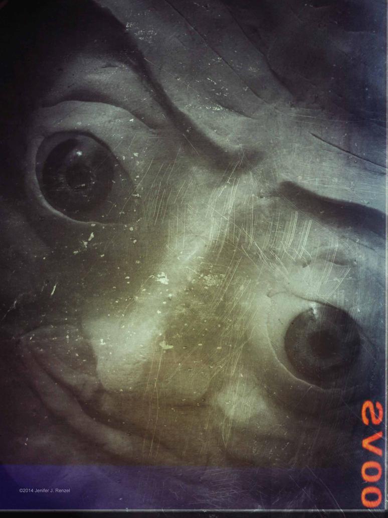Moon Face by bugatha1