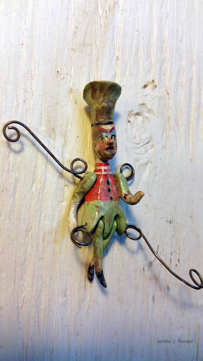 Decrepit Clown 1 by bugatha1
