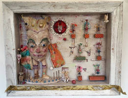 Assemblage: Clown Army