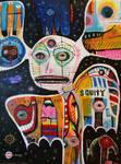 Outsider Art: Squity