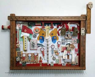 Assemblage: Dada Party by bugatha1