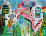 Outsider Art: Mantis Man