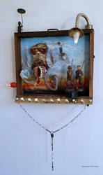 Assemblage: Micro Inferno by bugatha1