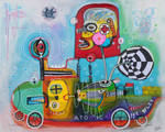 Outsider Art: Torpedo Jockey