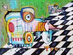 Outsider Art: Zoomers by bugatha1