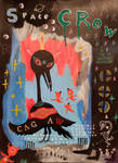 Outsider Art: Space Crow Cagaw
