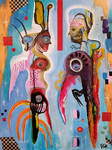Outsider Art: Tete-a-tete