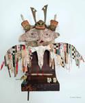 Outsider Art: Babble Samurai
