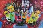 Outsider Art: Unfolding Mind