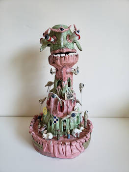 Lovecraft's Birthday Cake