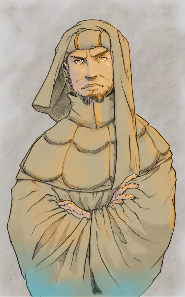 The Master by zunnu
