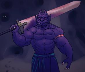 Meteor troll by zunnu