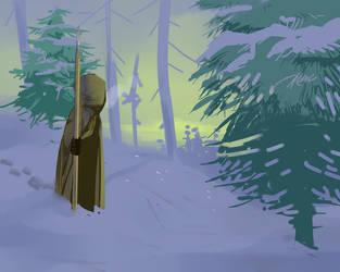 Wanderer by zunnu
