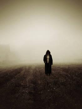 Specter in the fog