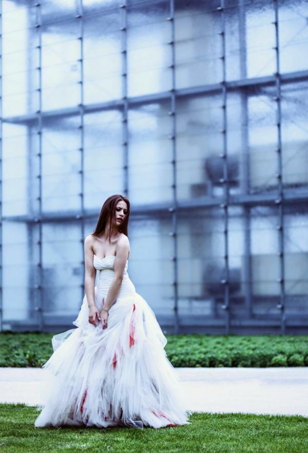 Glass house by halucynowa