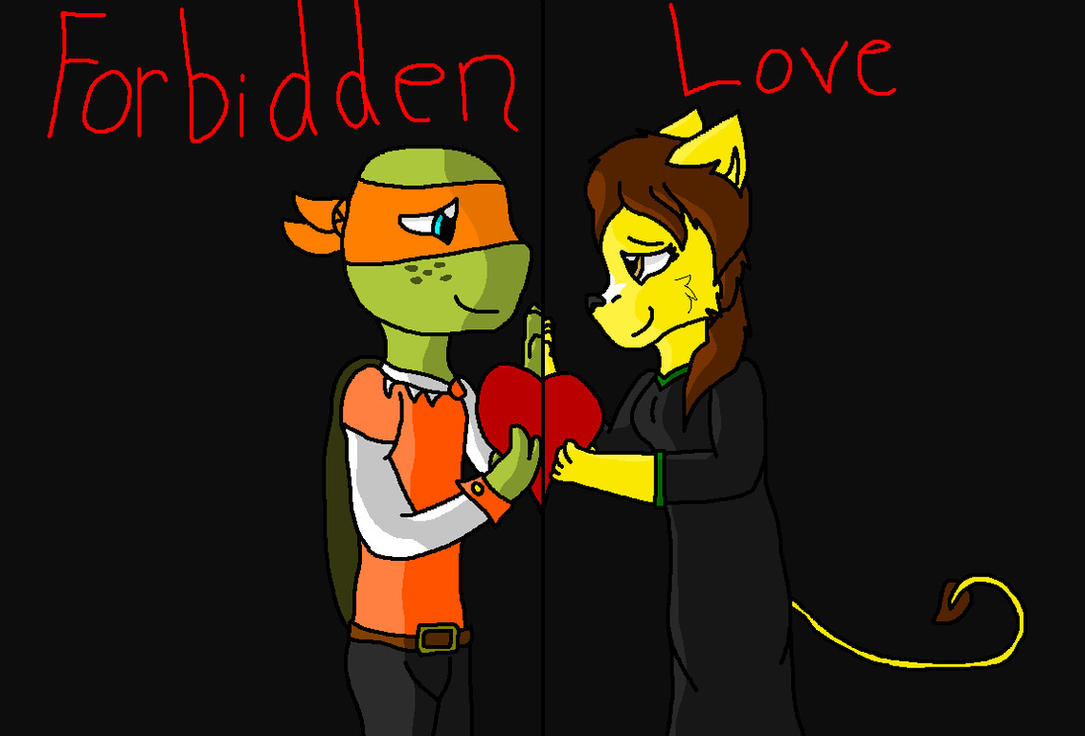 Forbidden Love cover *Contest Entry* by BerrystarLover