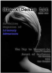 Black Denim Lit (March, 2014) Cover Art by BlackDenimLit