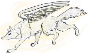 Wolf of Wind by Myoijin