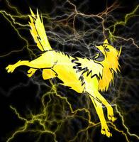 Wolf of Thunder by Myoijin