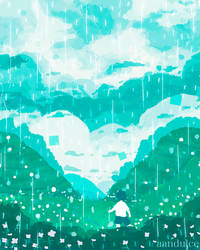 Rhythm of the rain by AAndulce