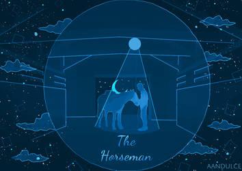 The horseman by AAndulce