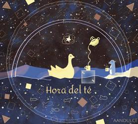 Hora del te by AAndulce