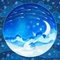 Gentle nights by AAndulce