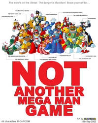 Not Another Mega Man Game by glitcher
