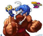 Marvel VS. Capcom 2 Team