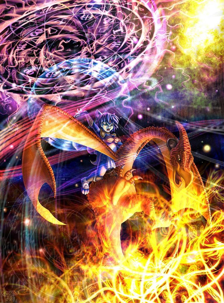 Krystal Power by glitcher