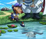 Sonic Origins: Nicole and the Sweet Man