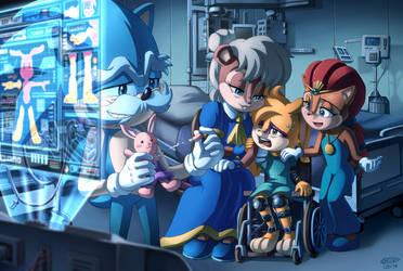 Sonic Origins: Will It Hurt? by glitcher