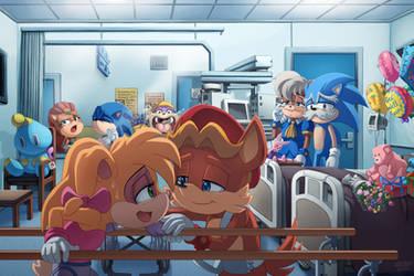 Sonic Origins: Recovery