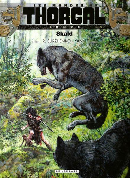 Les Mondes de Thorgal - Louve  tome 5