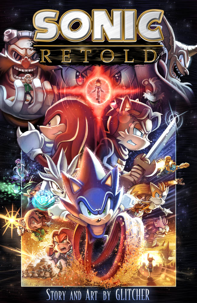 Image result for archie sonic retold