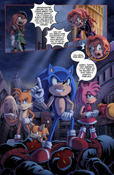 SONIC RETOLD - Issue 1, Page 7