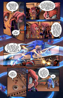 SONIC RETOLD - Issue 1, Page 11 by glitcher