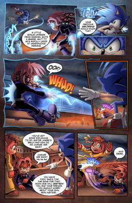 SONIC RETOLD - Issue 1, Page 13