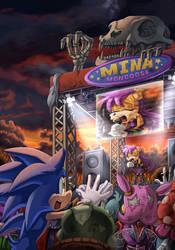 COMM: Mina's Requiem by glitcher