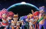 COMM: Mobile Suit Sonic