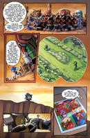 SONIC RETOLD - Issue 2, Page 4 by glitcher