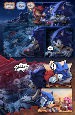 SONIC RETOLD - Issue 2, Page 13