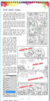Comic Page Tutorial - Steps 8-9