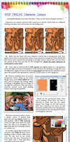 Comic Page Tutorial  - Step 12