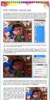 Comic Page Tutorial  - Step 13