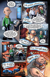 SONIC RETOLD - Issue 3, Page 6 by glitcher