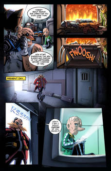 SONIC RETOLD - Issue 3, Page 8