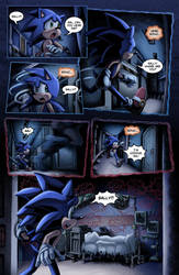 SONIC RETOLD - Issue 3, Page 10 by glitcher