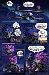 SONIC RETOLD - Issue 3, Page 12 by glitcher