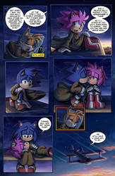 SONIC RETOLD - Issue 3, Page 13 by glitcher